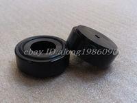 Hifi store NEW New 4pcs aluminum machine feet --black Diameter: 44mm, high: 17mm model B
