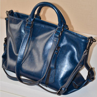 new leisure fashion women leather bag portable petroleum wax single shoulder bag handbagYK009
