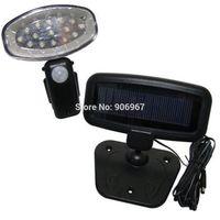 15 LED SOLAR POWER RECHARGEABLE PIR MOTION SENSOR SECURITY LIGHT GARDEN SHED,Garden Patio Tool Kit