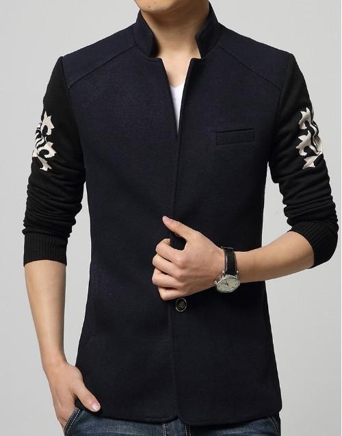 Мужская куртка Новая весна мужской костюм