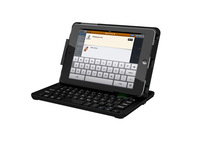 Newest Bluetooth Keyboard with Sliable Case Stand For Ipad Mini Singaore Post Freeshipping