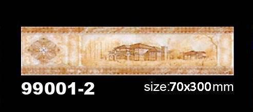2015 Glazed Ceramics Wall Tiles 300X600MM YIKE Pattern
