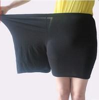 New Arrival Summer Plus size  XXXL-5XL 100Kg Ice silk modal Women leggings  women's pants fat female Shorts free shipping