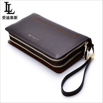 М49 горячая мода известный дизайнер известный бренд высокое качество мужчины бумажник ...