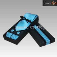 2015 new fashion men's formal wedding groom ordinary solid color Slim Men Tie 3pic