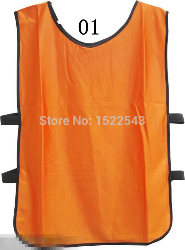 Lot of 6 pcs Soccer Football Shirt Lacrosse MENS Scrimmage Training Vests(China (Mainland))
