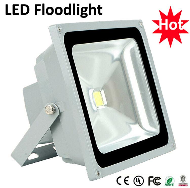 Waterproof LED Flood Light 10w 20w 30w 50w 70w 100w Warm White / Cool White /RGB Remote Control Outdoor Lighting,Led Floodlight(China (Mainland))