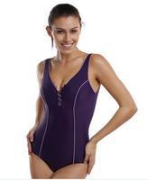 Women Swimwear Swimsuit Triangle One-piece Big Code Cup Size S M L Xl Xxl Xxxl 4xl 5xl 6xl Free Shipping