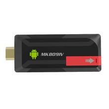 MK809IV Mini PC TV Dongle Stick Android 4.4 Quad Core XBMC WiFi TV BOX(China (Mainland))