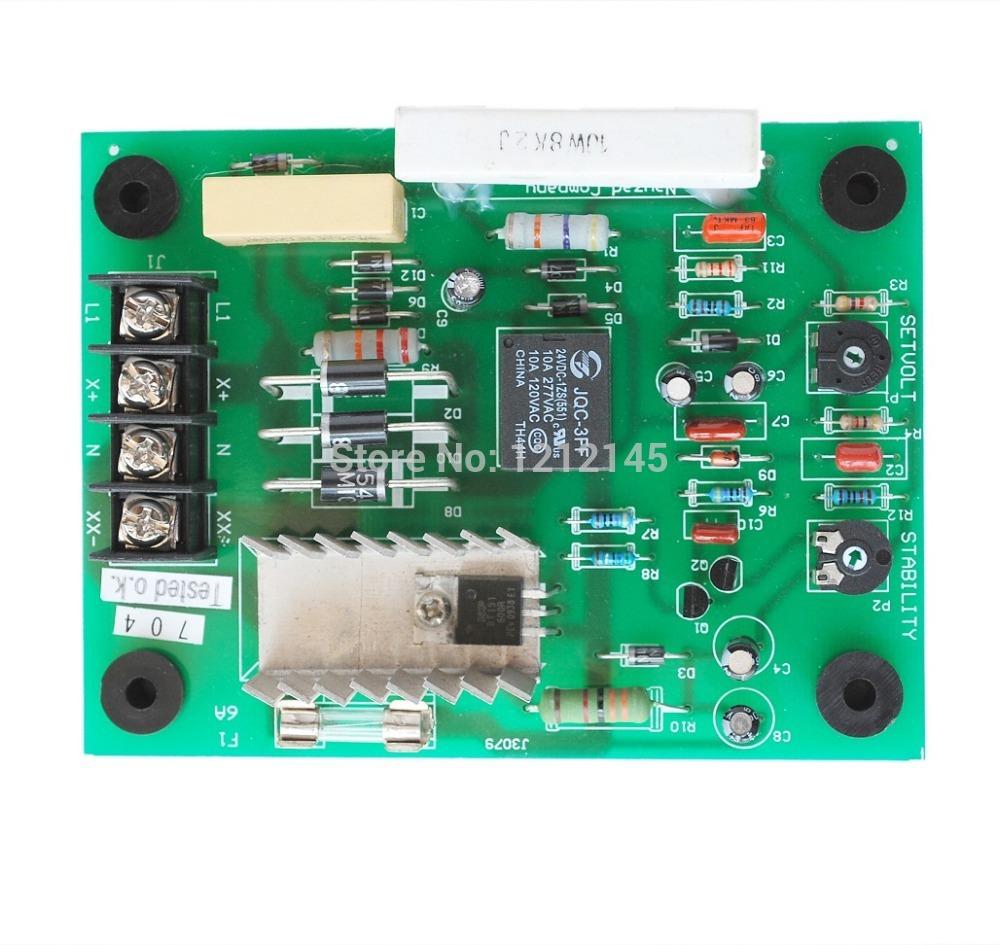 704 Alternator AVR,704 Brushless Generator AVR(China (Mainland))