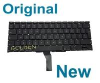 "Original New For Macbook Air 11"" A1370 A1465 MC968 MC505 MC506  UK/English Keyboard 2011 2012 2013 Year Teclado"
