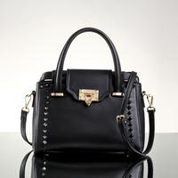BRIGGS Band Bag 2015 New High Quality PU Leather Handbags Vintage Rivet Ladies Bags Crossbody For Women bolsas femininas