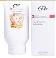 Free shipping 100% Authentic Emma pearl whitening body lotion 180ml emperorship whitening