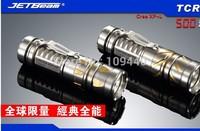 JETBeam jet Ming TCR20 titanium alloy flashlight 500 lumen glare flashlight outdoor flashlight