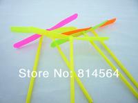 Free Shipping 100PCS Flying Propeller dragonfly Flying Toy Children Gift