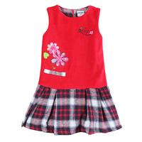 baby girl dresses nova brand embroidery flora cotton dress kids clothes roupas infantil meninas baby clothing dress for girls
