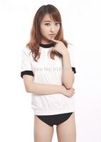 New Fashion Sportswear leotard animation cosplay female Elasticity baseball uniform suits 3 colors Free Shipping