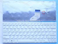 New RUSSIA White  laptop keyboard for SONY SVE11 SVE11 SVE1111M1E SVE1111M1R Keyboard Russian white Laptop keyboard 149102011ru