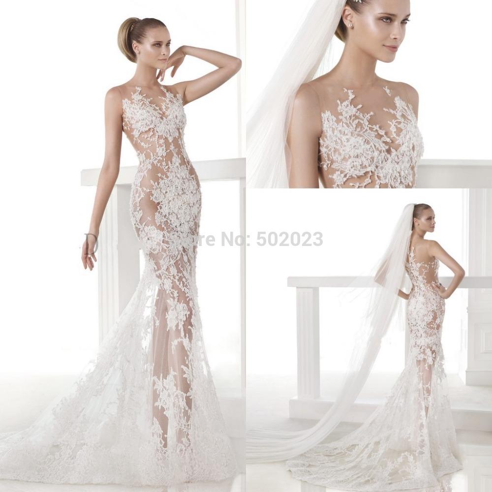 Vintage wedding dresses modern vintage lace wedding dresses