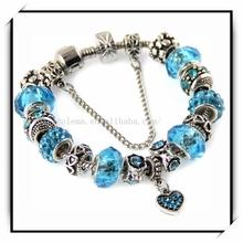 Handcraft Charm Bracelet For Women Fashion Gift Fits Pandora Style Bracelets Charms Free Shipping MGR23