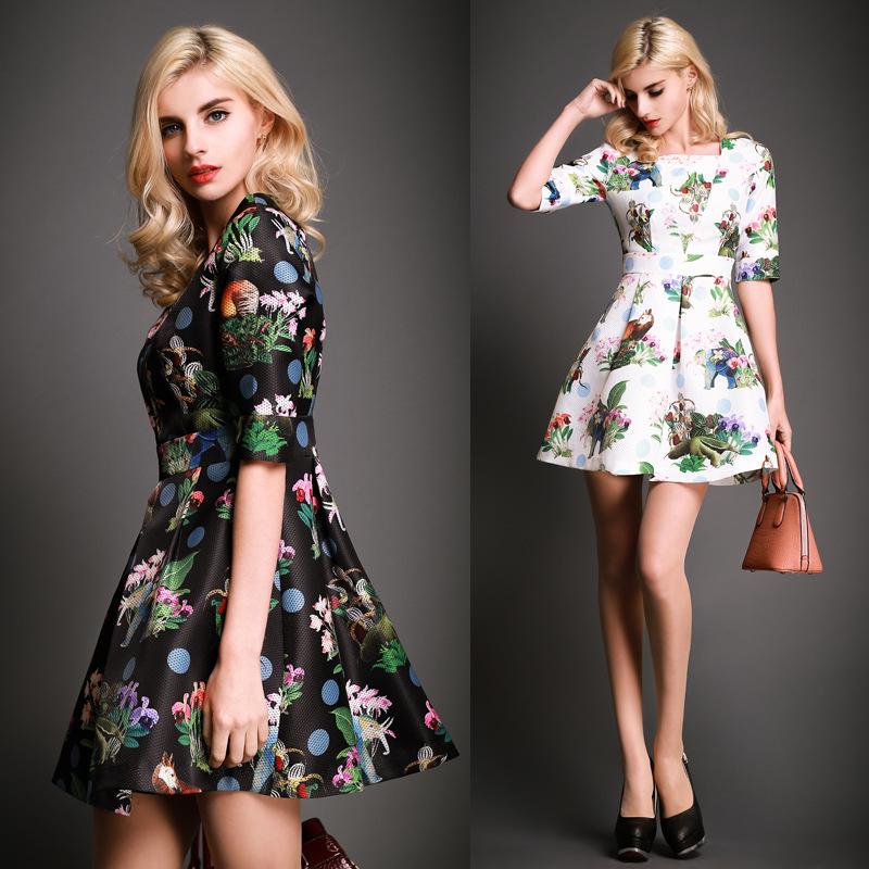 цена Женское платье Wonderland Top Design 2015 , GM2088 онлайн в 2017 году