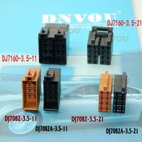 8 car connector DJ7082A-3.5-21/11 vw audio cd plug connector