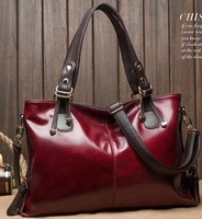2014 Fashion Desigual Brand Women Handbag Burnished Leather Shoulder Bags Women Messenger Bags