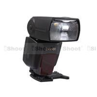 43GN Flash Speedlite Speedlight for Panasonic GH1/GH2/GH3,GF1/GF2/GF3/GF5/GF6,L1/L10,for Sony NEX-6,a99 Optical Control Manual