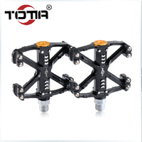 2015 new mountain bike pedal bike pedals bearing Peilin skid riding accessories free shipping