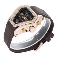 MEGIR Dress Luxury Jewelry Brand Genuine Leather Watches Fashion New Slim Men Business Waterproof Sport Casual