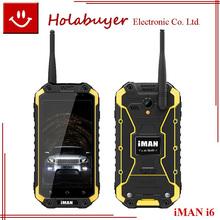 Original iMAN i6 4.7Inch Rugged Waterproof Shockproof Phone MTK6592 Octa Core Cell Phones 2GB RAM 16GB ROM 13MP Android4.2 Phone(China (Mainland))
