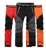 Men Women Winter Outdoor  Windproof Waterproof Ski Suit Snow Slim Pants For XS-3XL
