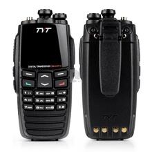 2 X Professional Level Walkie Talkie Radio TYT 256CH VHF UHF136 174 400 470MHz DM UVF10