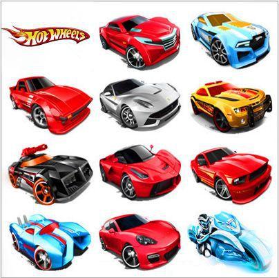 Sports Car Wheels