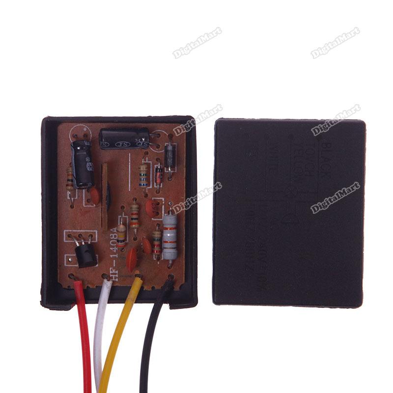 digitalmart Five stars Desk Light Touch Lamp 3 Way Control Sensor Switch Dimmer For Bulbs AC 220V 1A Cheap!!(China (Mainland))