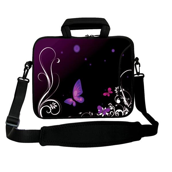 """Protector 10"""" 10.1"""" 10.2"""" 15"""" 15.4"""" 15.5"""" 15.6"""" Computer Laptop Shoulder Strap Bag Netbook Tablet Messenger Briefcase Cover(China (Mainland))"""