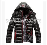 good quality and large size men's fashion casual jacket coat new coat jacket L-XXXL Free Shipping