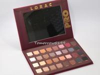 2015NEW High quality Brand Lorac 32 Color Mega Pro Palette Eyeshadow Makeup Set 17.6G 32 color Eye Shadows 6pcs / LOt