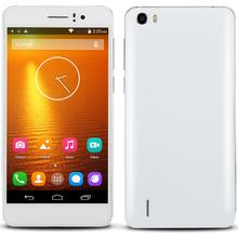 "5"" Android 4.4.2 MTK6582 Quad Core Mobile Phones RAM512MB ROM 4GB Unlocked WCDMA GPS Smartphone 6MP Camera Dual SIM RM Z6 White"