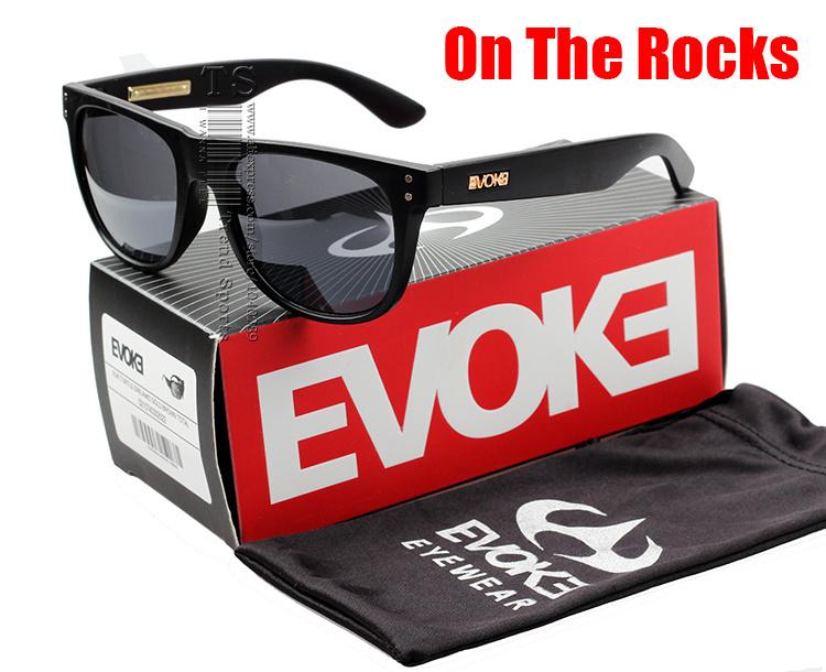 Мужские солнцезащитные очки EVOKE 2015 , PC UV400 ON THE ROCKS love on the rocks