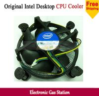 Original Desktops Processor CPU Cooler CPU Fan Aluminum for Intel LGA 1155 / LGA 1150