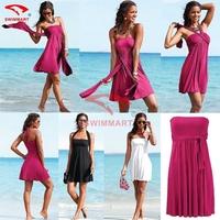 WOMEN BEACH COVER UP KAFTAN BIKINI SWIMWEAR SARONG FASHION DRESS VB-007