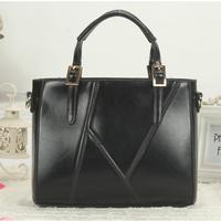 BRIGGS Fashion Bag 2015 Brand Designers Women Bag PU Leather Handbags Famous Brand Patchwork Satchels Cross Body Bags For Women