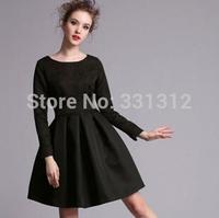 Dress/Sexy Casual Women Dress/Lastest Dress Designs Girl's Fashion Chiffon Dress