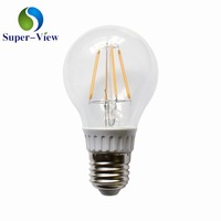 Free Shipping 4W LED Filament Bulb,LED Bulb E27 for Brazil/Argentina/South Africa