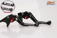 New Short 147mm Black Brake Clutch Levers For KTM 640 LC4 Supermoto 2003 2004 2005 2006