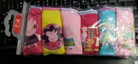 Wholesale 2015 hot children's cotton briefs girls Pepe pig peppa briefs 360pcs / lot Free shipping