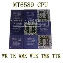 MT6589TTK  MT6589  Quad-core smartphone system single chip (SoC)  Quad-core Cortex-A7 CPU
