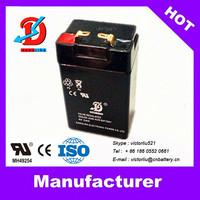 high quality 4V2AH deep cycle battery