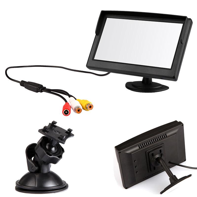Автомобильный монитор 5 TFT LCD VCD DVD , 10pcs/lot автомобильный монитор 3 5